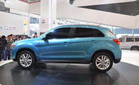 国产ASX劲炫北京车展发布 将在今年内上市