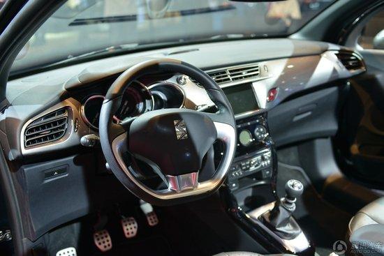 [新车解析]DS3敞篷版于上海车展正式上市