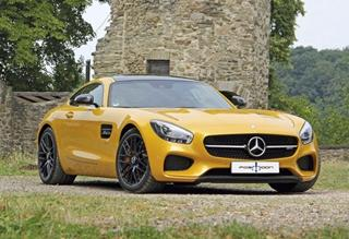 改装版奔驰AMG GT性能暴增 动力达700Ps