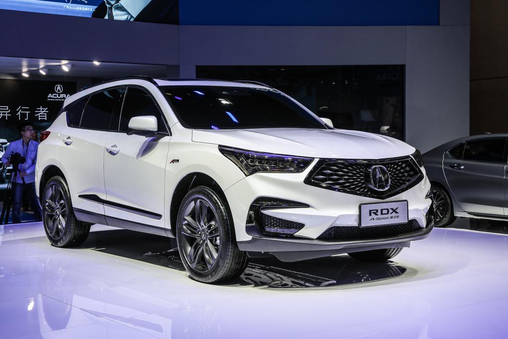 广汽讴歌 RDX A-Spac 概念车