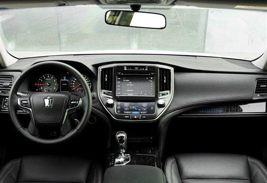 一汽丰田新一代皇冠将明年初正式上市