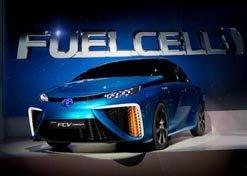 """新能源车的""""未来""""之战"""