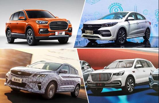 下一个爆款会是谁 5款实力派自主SUV品鉴