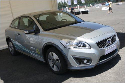 沃尔沃C30纯电动汽车2013年正式量产