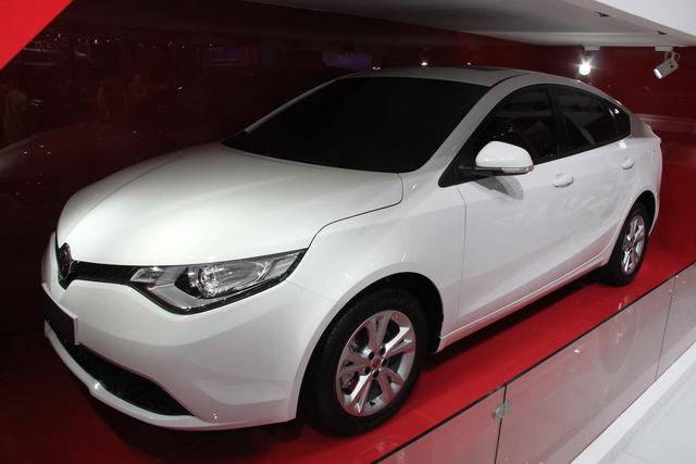 上汽MG GT成都车展首发 预计9月上市