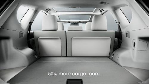 车内空间将增加50%