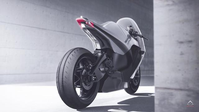 意大利电动摩托车充电30分钟续航96公里