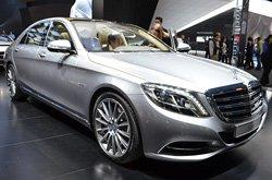[图解新车]全新奔驰S600旗舰轿车全球首发
