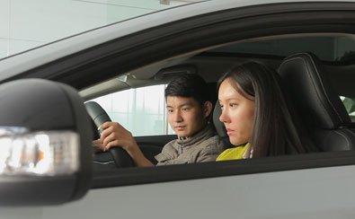 试驾体验新车的一些性能