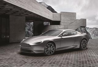 阿斯顿马丁推DB9 GT邦德007限量版车型