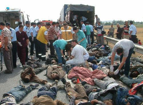 交通事故死亡起�y.i_根据相关数据以2011年为例,全国因道路交通事故死亡62387人.