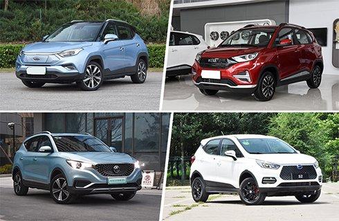 超值性价比 4款15万内小型纯电SUV导购
