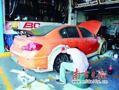 汽车改装常识及处罚尺度 规定各地不一