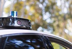 Lyft新专利:自动驾驶车辆与行人交流系统