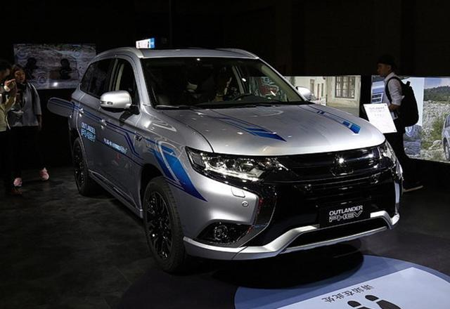 三菱欧蓝德插电式混动版将国产 下半年上市