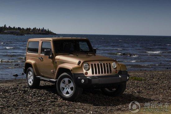 2012款Jeep牧马人上市 售42.89-52.99万