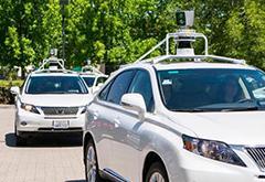谷歌无人车布局商用拼车服务 已申请准确定位专利