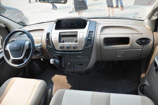 体验上汽大通V80全系车型 开拓商用市场高清图片