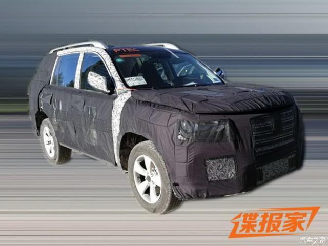 将推多款全新车型 荣威RX2/RX8将2018年推出