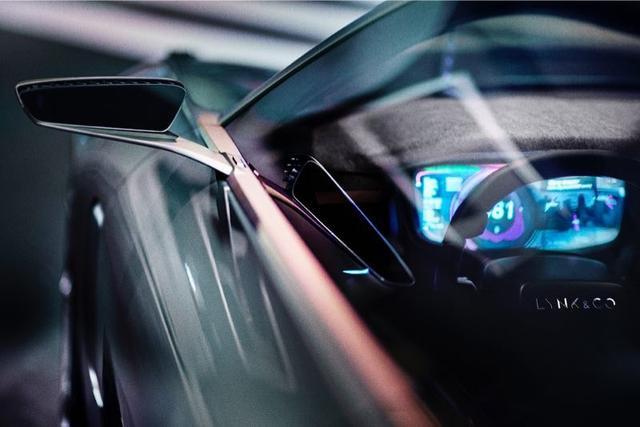 从白纸出发 LYNK & CO品牌概念车是是如何诞生的?