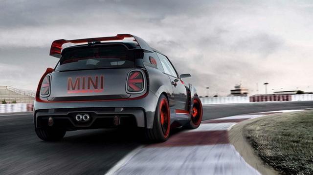 可以开上赛道 MINI JCW GP亮相法兰克福车展