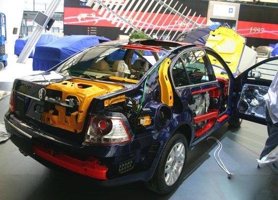 金钟罩铁布衫 11款车车身安全理念大比拼