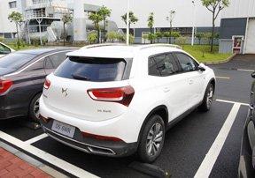 下半年将上市的DS品牌SUV新车