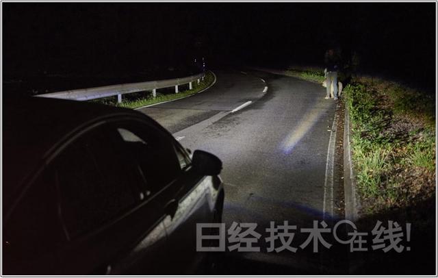 福特开发智能汽车前大灯 夜间行路更安全