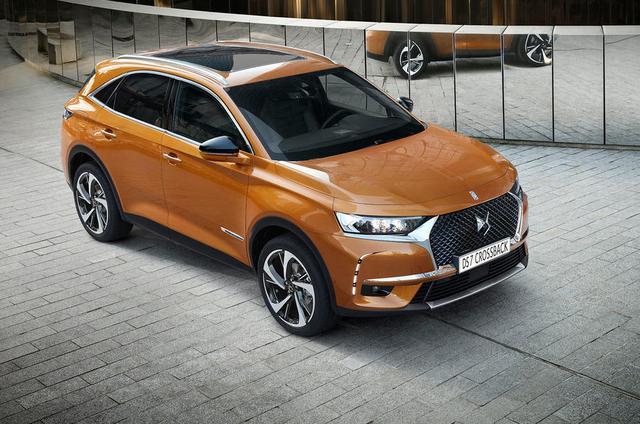 DS品牌明年将推出全电动SUV 与奥迪Q2竞争