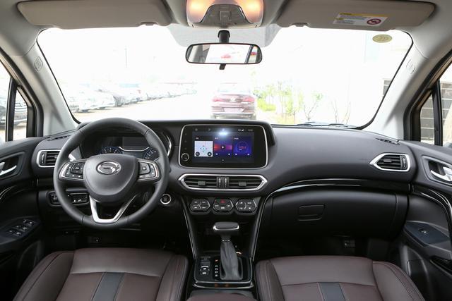 重排座次 四大自主紧凑SUV改款换代完成