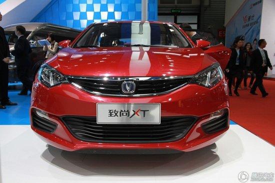 [国内车讯]致尚XT或6月上市 首推1.6L车型