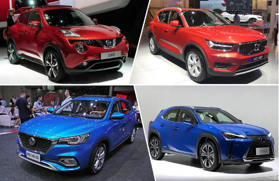 5款备受关注的SUV 市场 体现值得等待