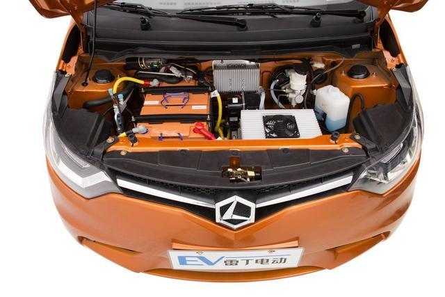 雷丁D70电动车官图发布 将于12月22日上市