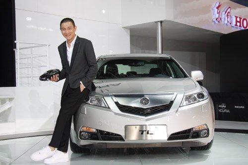 巨星刘德华新款TL代言 增配版售63.2万起