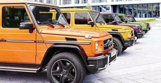 买车选不对颜色,未来至少亏几千