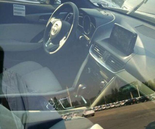 一汽马自达CX-4申报图曝光 推2种动力可选