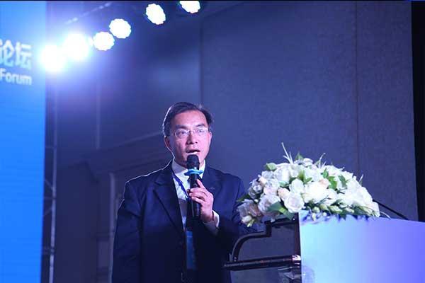 许海东:完善信息平台建设 推动平台应用