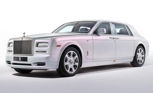 宝马本月将发两款概念车 或包括劳斯莱斯