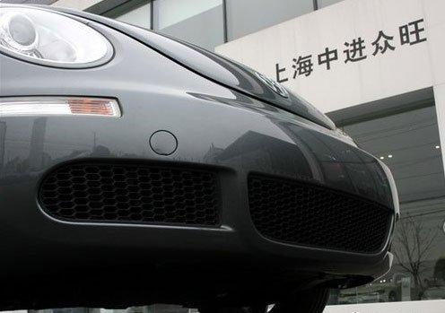 售价20.16万元 大众推出1.6L甲壳虫车型
