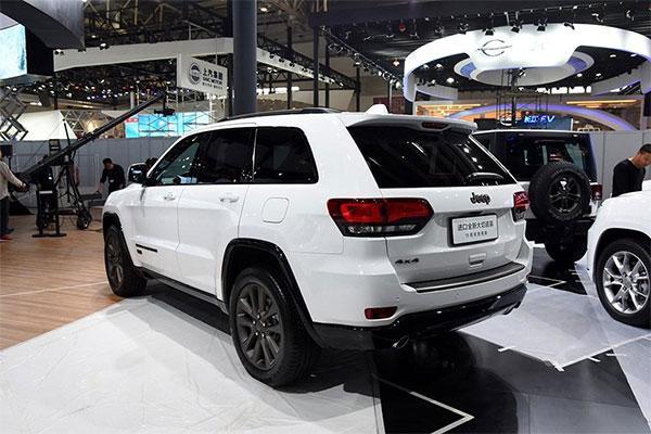 【新车首发】Jeep新款大切诺基正式发布