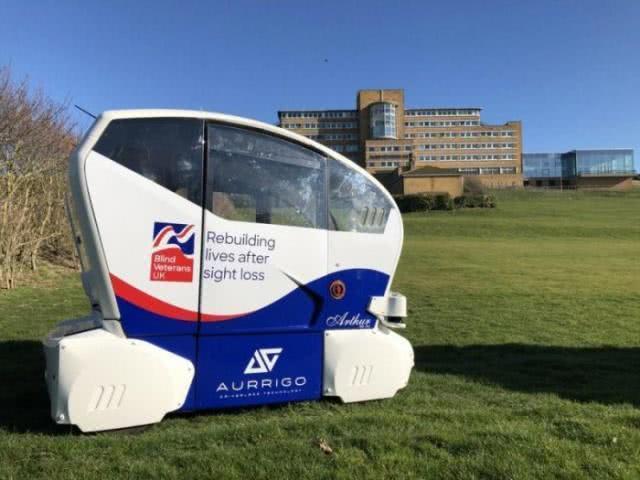 自动驾驶公司为视觉障碍者测试自动驾驶汽车 为残疾人提供便利
