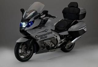 2016CES:宝马GTL概念摩托配备激光大灯