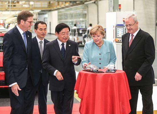 一汽与大众将在天津/青岛新建两座生产基地