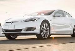 特斯拉Model S加速性再创新高 0-60英里仅需2.28秒