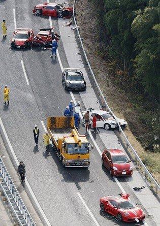 Tri Met Car Crash