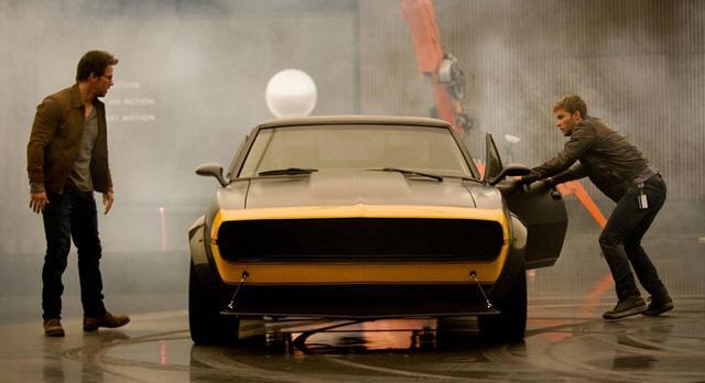 《变形金刚4》车型阵容提前揭秘 绝迹重生