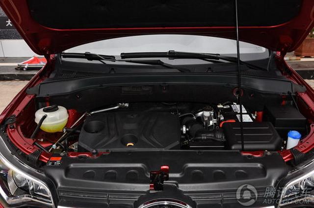 森雅R7智能网联版车型 将于11月7日上市