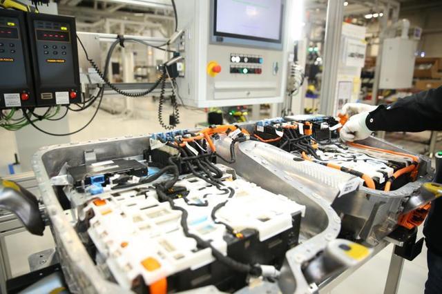 关于华晨宝马动力电池中心 魏岚德划了这三处重点