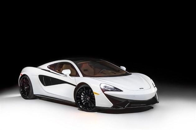 迈凯伦将推570GT MSO概念车 重在个性选装