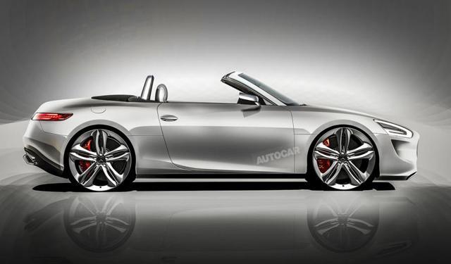 奔驰A级Coupe更多信息披露 将推AMG版本